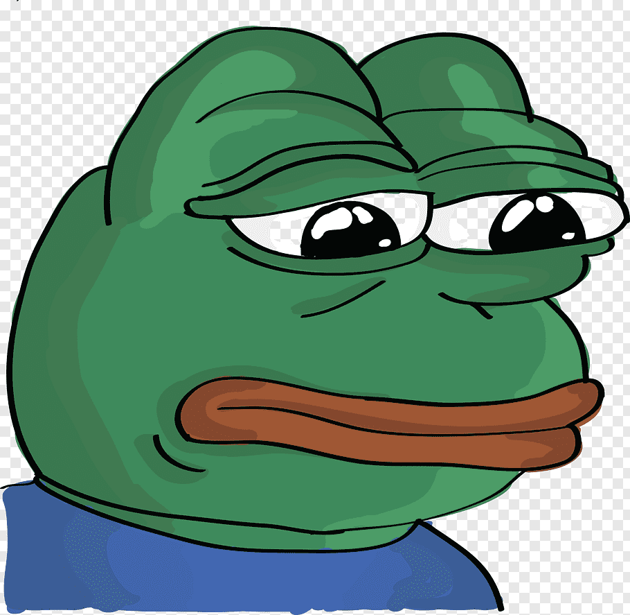 pepe-the-frog-internet-meme-sadness-know-your-meme-sad-png-clip-art.png